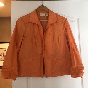Chico's jacket size 1